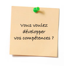 Developper vos competences